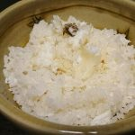 簡単で失敗しない炊飯器で炊く鯛めしの作り方