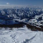 六日町八海山スキー場へ滑りに行ってからのラーメンは旨かった