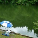 ヘラ釣りするなら下条ダムへ【魚影の濃さはハンパない】